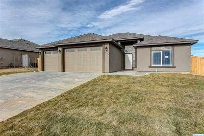 Horn Rapids Single Family Home For Sale: 3106 Deserthawk Loop