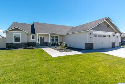 West Richland Single Family Home For Sale: 6521 Marble St.