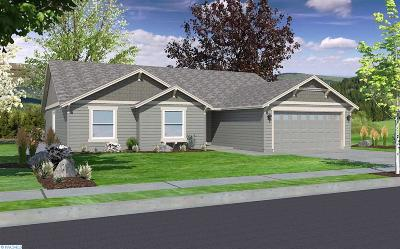 West Richland WA Single Family Home For Sale: $336,243