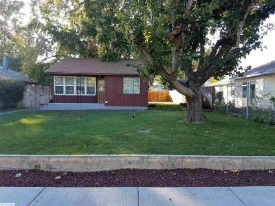Richland Single Family Home For Sale: 1011 Willard Ave.