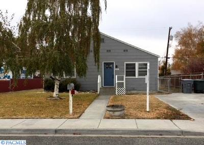 Richland Single Family Home For Sale: 805 Willard Ave