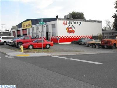 Pasco Commercial For Sale: 930 W A St