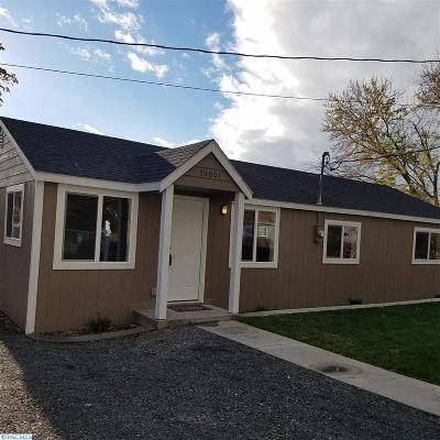 West Richland WA Single Family Home For Sale: $189,000