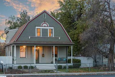Kennewick Single Family Home For Sale: 108 E 1st Ave
