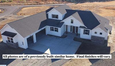 Kennewick Single Family Home For Sale: Lot 12 Wallowa Road