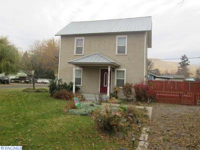 Benton County Single Family Home For Sale: 317 Evans