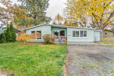 Benton County Single Family Home For Sale: 1614 Stevens Dr