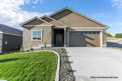 Horn Rapids Single Family Home For Sale: 3161 Deserthawk Loop