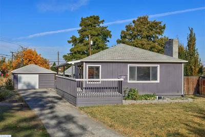 Benton County Single Family Home For Sale: 1319 W Bruneau Ave