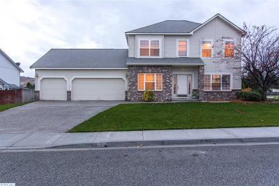 Richland WA Single Family Home Active U/C W/ Bump: $289,000