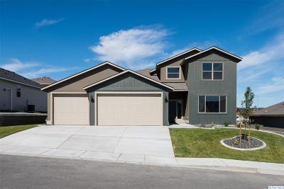Kennewick Single Family Home For Sale: 3234 S Van Buren Street