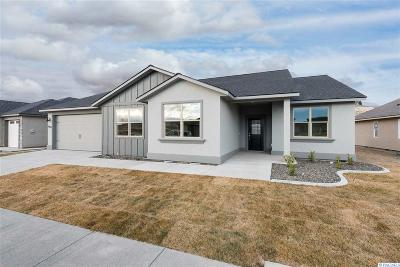 Kennewick Single Family Home For Sale: 6818 W 31st Ave