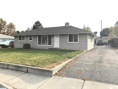 Kennewick Single Family Home For Sale: 3423 W 4th Ave