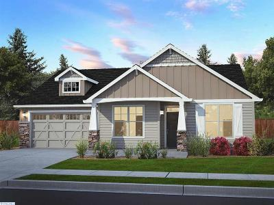 Pasco Single Family Home For Sale: Lot 19 Bridger Court