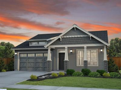 Pasco Single Family Home For Sale: Lot 20 Bridger Court