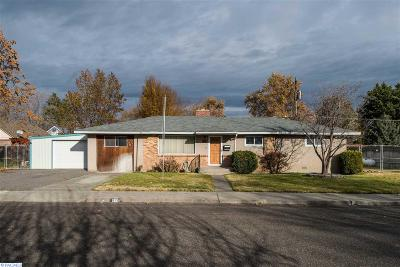 Kennewick Single Family Home For Sale: 610 W 13th Ave