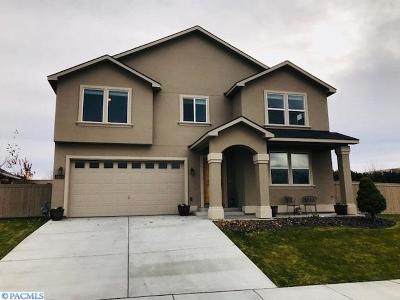 Kennewick Single Family Home For Sale: 5403 W 15th Ave