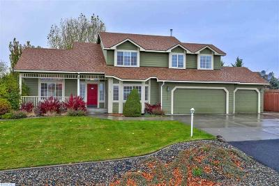 Kennewick Single Family Home For Sale: 2780 Katie Road