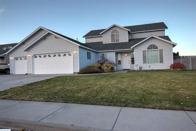 Kennewick Single Family Home For Sale: 7114 W 1st Ave
