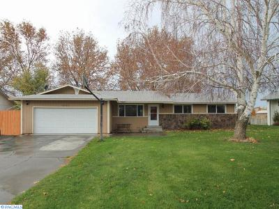 Kennewick Single Family Home For Sale: 4002 S Jean Street