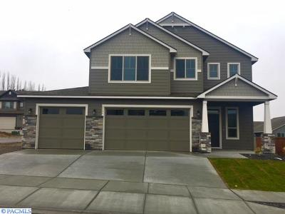 Kennewick Single Family Home For Sale: 3352 S Roosevelt Place