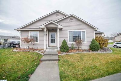 Kennewick WA Single Family Home For Sale: $210,000