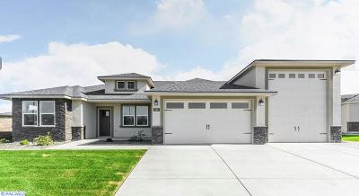 Richland WA Single Family Home For Sale: $386,990