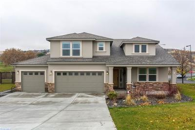 Kennewick Single Family Home For Sale: 3517 S Volland St