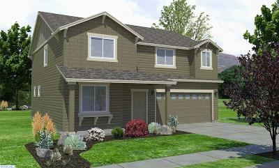Richland Single Family Home For Sale: 2904 Woodland Pl.
