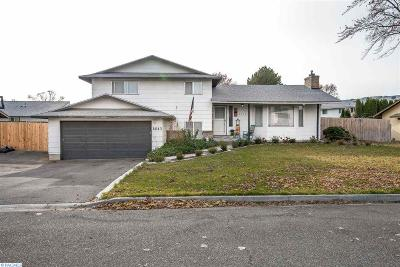 Kennewick Single Family Home For Sale: 2013 W 17th Ave.