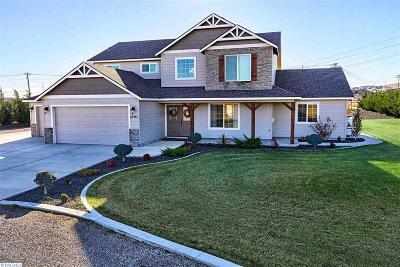 Kennewick Single Family Home For Sale: 82943 E Reata Rd