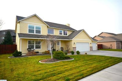 Kennewick Single Family Home For Sale: 8607 W 5th Avenue