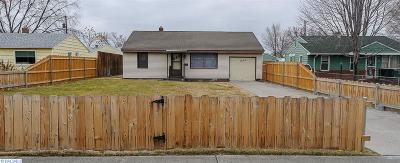 Kennewick Single Family Home For Sale: 1824 W 6th Ave