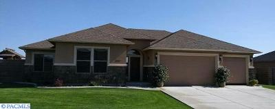 Pasco Single Family Home For Sale: 4622 Tamarisk Dr