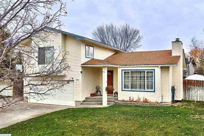 Kennewick Single Family Home For Sale: 8406 W Falls Pl