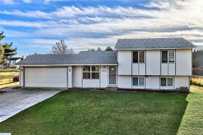 West Richland Single Family Home For Sale: 4621 Mallard Ct.