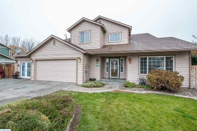 Kennewick Single Family Home For Sale: 7106 W 5th Place