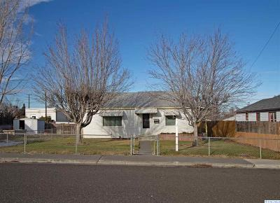 Kennewick Single Family Home For Sale: 13 E 5th Ave.