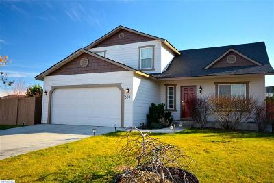 West Richland Single Family Home For Sale: 604 Panorama Court