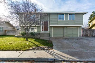 Kennewick Single Family Home For Sale: 8115 W Grand Ronde