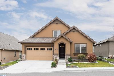 Horn Rapids Single Family Home For Sale: 2651 Eaglewatch Loop