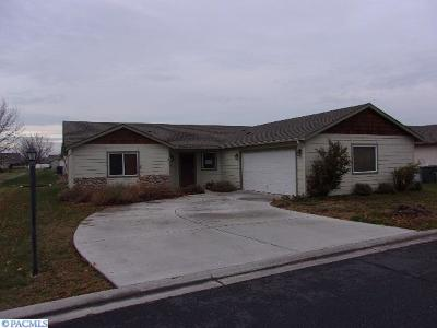 Richland Single Family Home For Sale: 546 Wisteria
