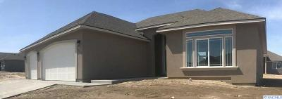 Kennewick Single Family Home For Sale: 3190 S Taft Street