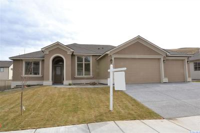 Richland WA Single Family Home For Sale: $375,850