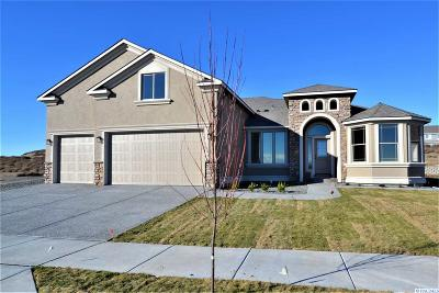 Kennewick Single Family Home For Sale: 2972 S Harrison St