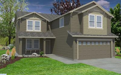 Richland WA Single Family Home For Sale: $356,899