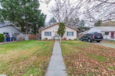 Richland Single Family Home For Sale: 409 Abbot St
