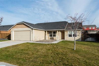 West Richland Single Family Home For Sale: 5150 Chris Street