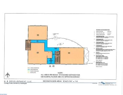 Kennewick Commercial For Sale: 4309 W 27th Place 2nd Floor