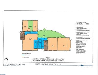 Kennewick Commercial For Sale: 4309 W 27th Place Ste 110